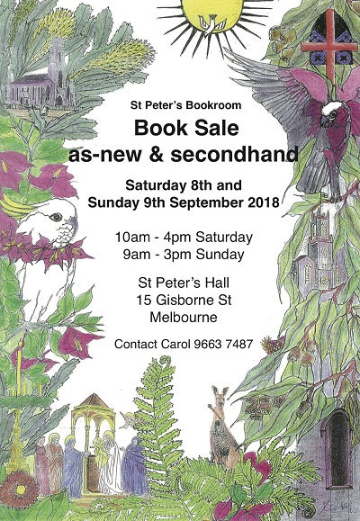 Book Fair Sept 2018
