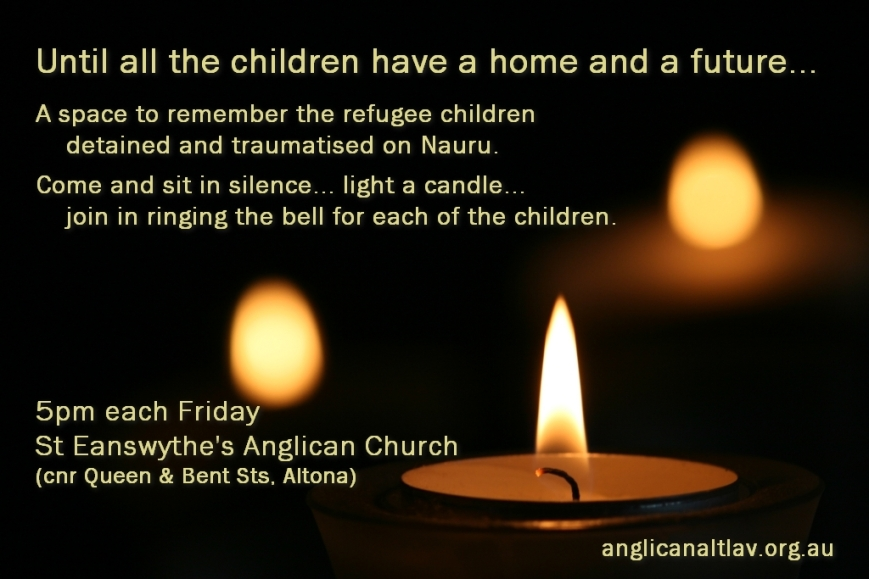 Nauru children Fridays